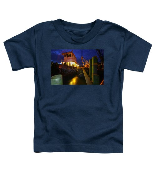 Dock Side Toddler T-Shirt