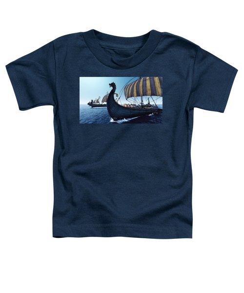 Drakkar - 01 Toddler T-Shirt