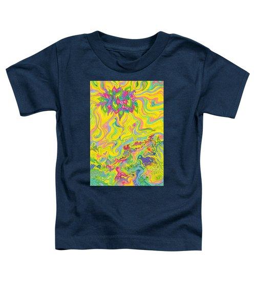 Dreamscaped Swamp-garden 1 Toddler T-Shirt