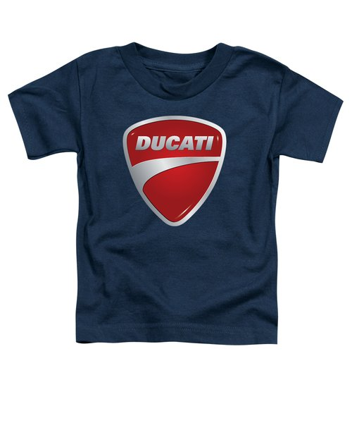 Ducati By Moonlight Toddler T-Shirt
