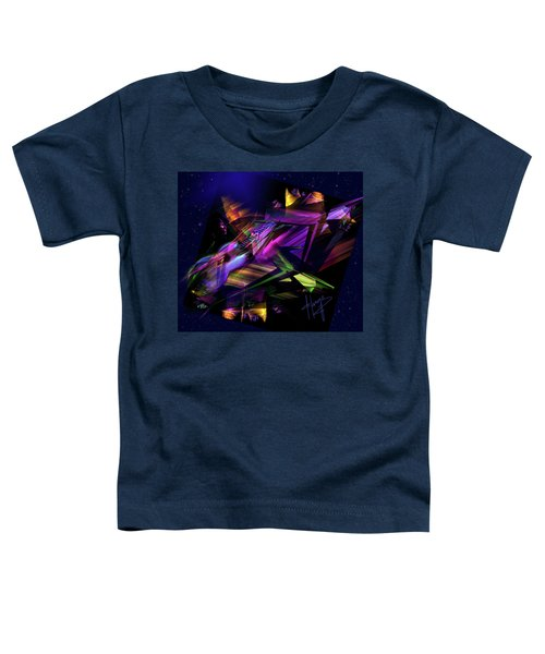 Edge Of The Universe Toddler T-Shirt