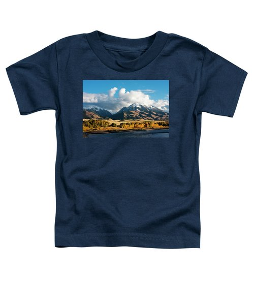 A Touch Of Paradise Toddler T-Shirt