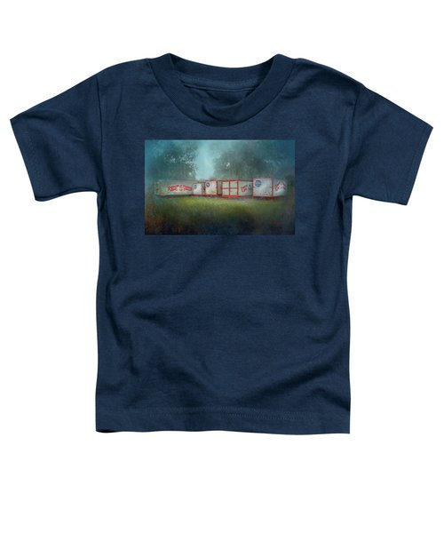 End Of The Show Toddler T-Shirt