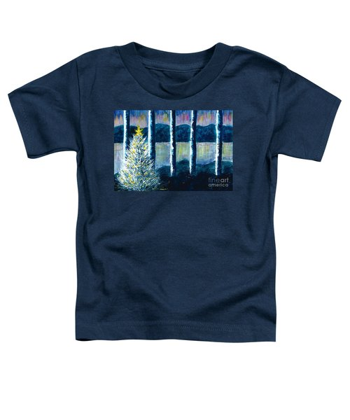 Enlightened Forest  Toddler T-Shirt