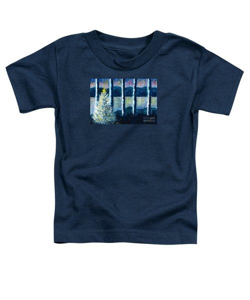 Enlightened Forest  Toddler T-Shirt