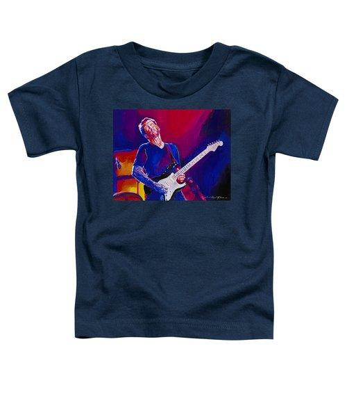 Eric Clapton - Crossroads Toddler T-Shirt
