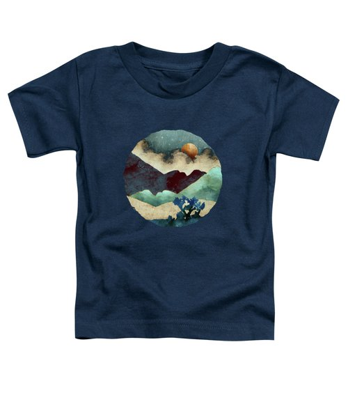 Evening Calm Toddler T-Shirt by Spacefrog Designs