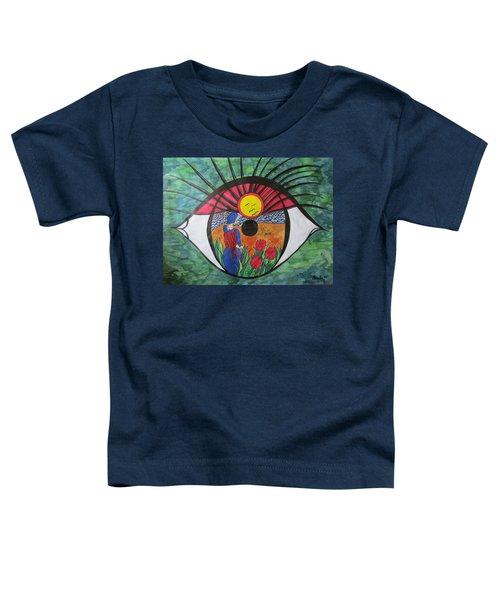 Eyewitness Toddler T-Shirt
