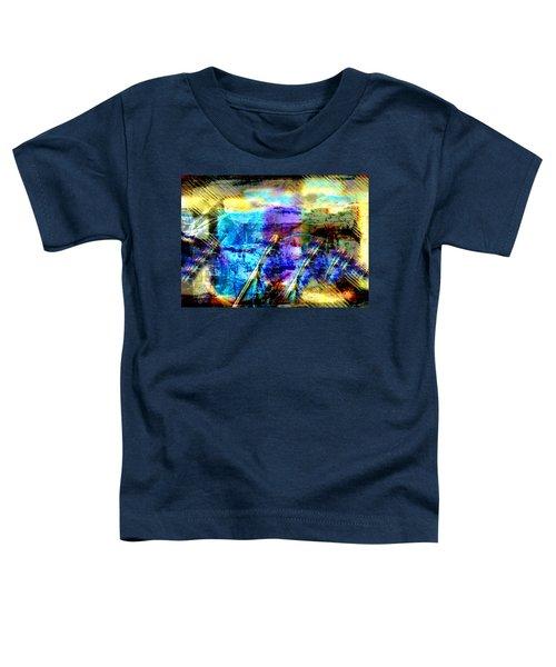 Falling Drop Toddler T-Shirt