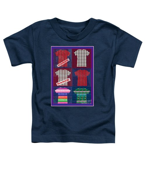 Fashion Couture Experts Designers Textures Beads Jewels T-shirt Show Buy Wall Art Interior Decoratio Toddler T-Shirt by Navin Joshi