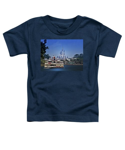 Ferry Boat Magic Kingdom Walt Disney World Mp Toddler T-Shirt