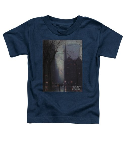 Fifth Avenue At Twilight Toddler T-Shirt