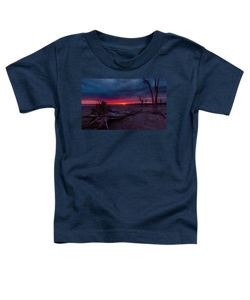 Final Sunset Toddler T-Shirt