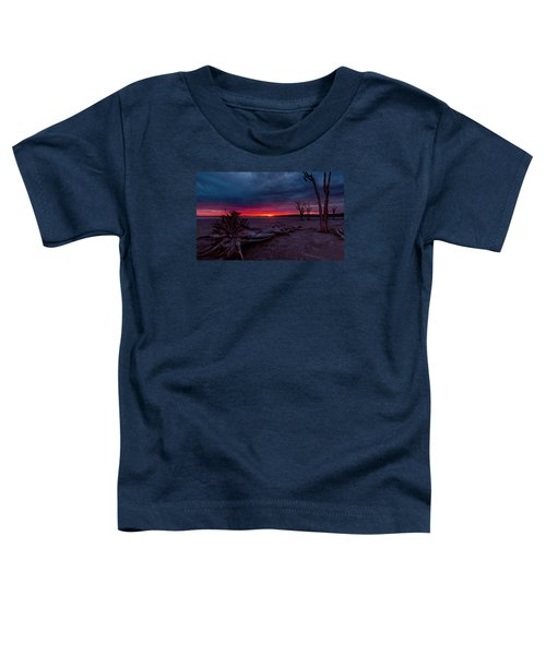 Final Sunset Toddler T-Shirt