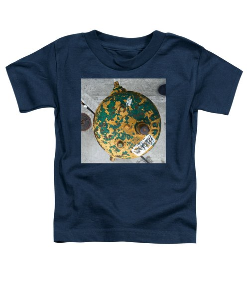 Fire Hydrant #2 Toddler T-Shirt