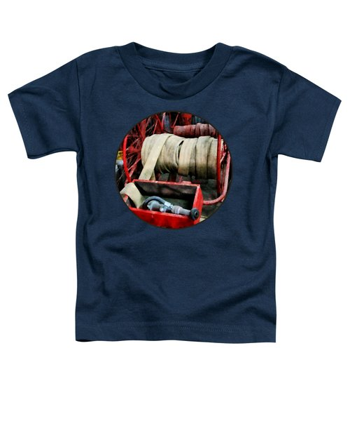 Fireman - Fire Hoses Toddler T-Shirt