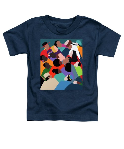 First Family The Obamas Toddler T-Shirt