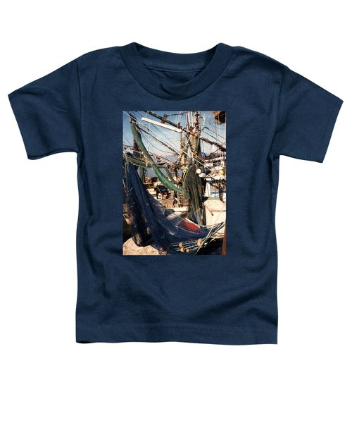 Fishing Nets Toddler T-Shirt