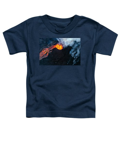 Fissure 8 Cinder Cone Toddler T-Shirt