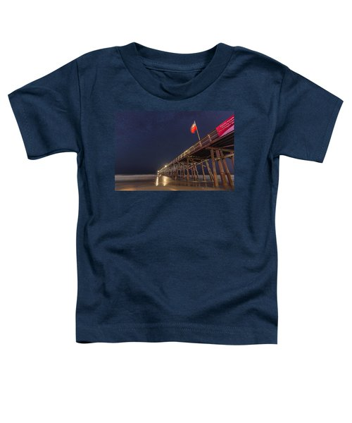 Flagler Beach Toddler T-Shirt