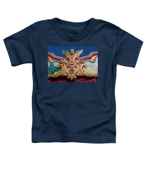 Florentine Carousel Toddler T-Shirt