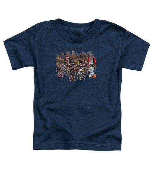 Dont Walk Toddler T-Shirt
