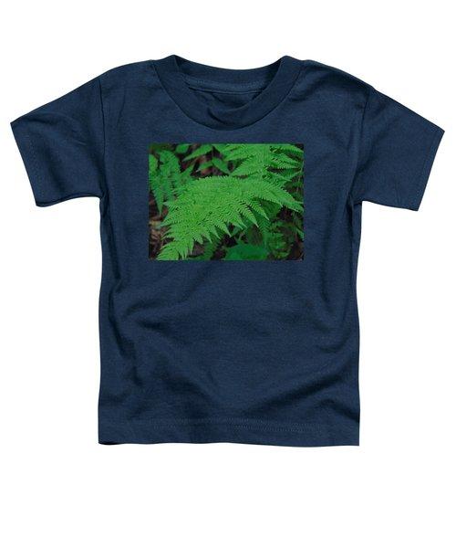 Forest Fern Toddler T-Shirt