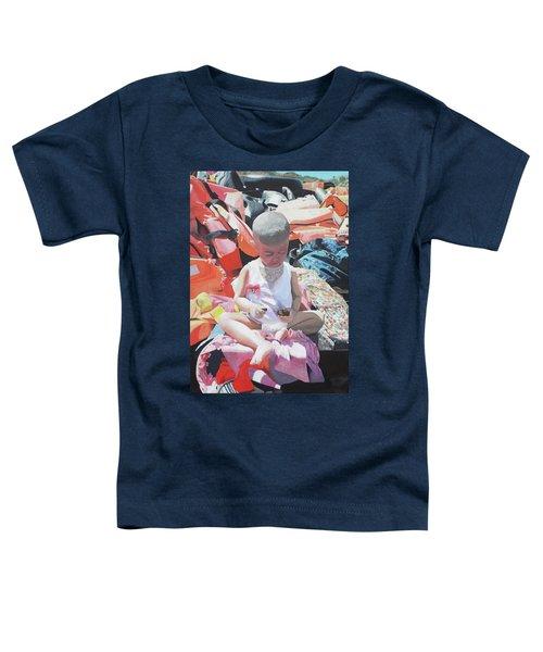 #fortresseurope Toddler T-Shirt