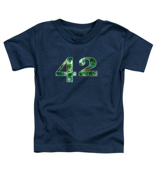 Forty Two Toddler T-Shirt