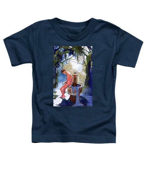 Fountain Toddler T-Shirt