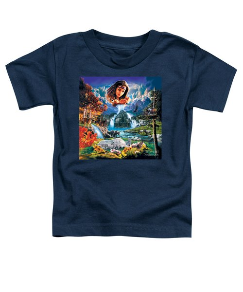 Four Seasons Toddler T-Shirt