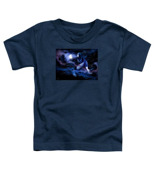 Fran's Ecliptic Moon Toddler T-Shirt