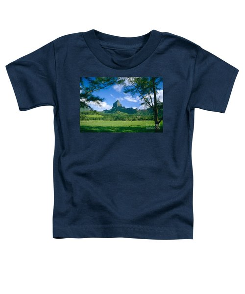French Polynesia, Moorea Toddler T-Shirt