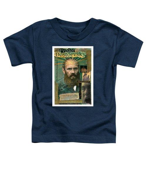 Fyodor Dostoevsky Toddler T-Shirt