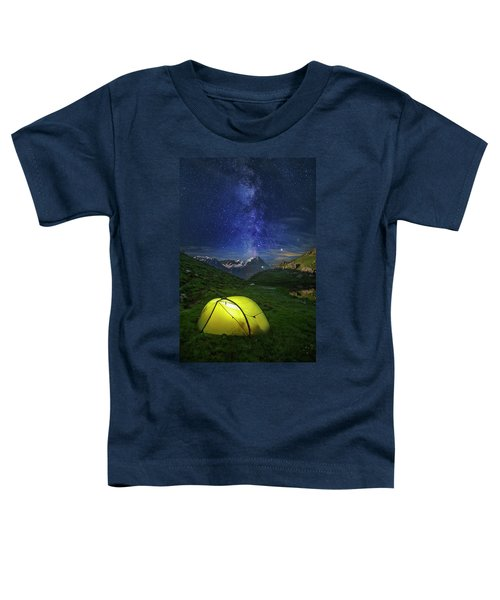Galactic Eruption Toddler T-Shirt