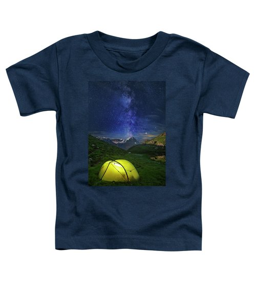 Galactic Eruption Toddler T-Shirt