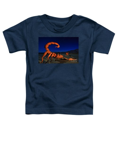 Galleta Meadows Estate Sculptures Borrego Springs Toddler T-Shirt