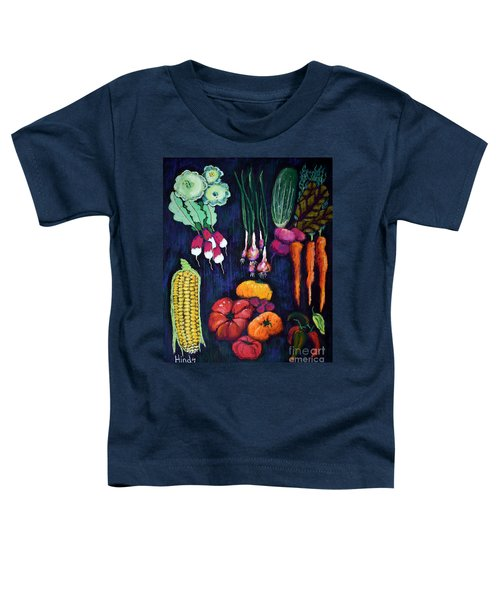 Garden Bounty Toddler T-Shirt