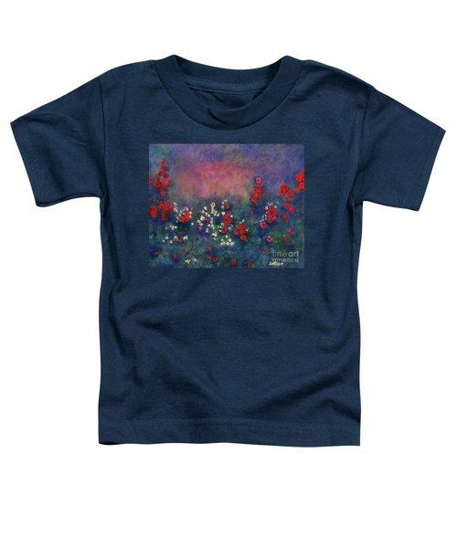 Garden Of Immortality Toddler T-Shirt