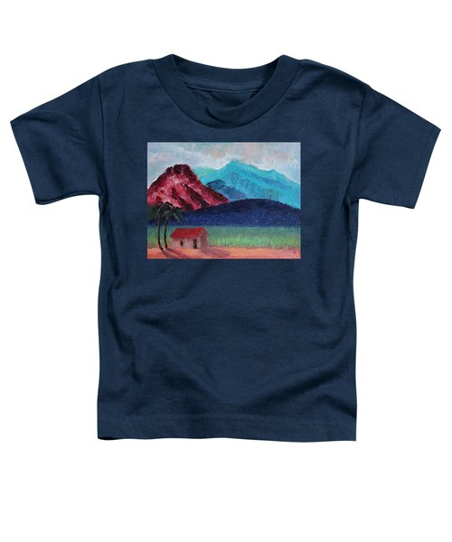 Gauguin Canigou Toddler T-Shirt