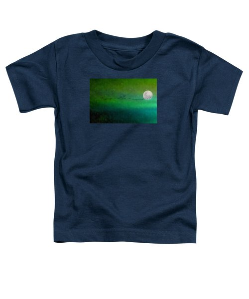 Geese In Flight  Toddler T-Shirt