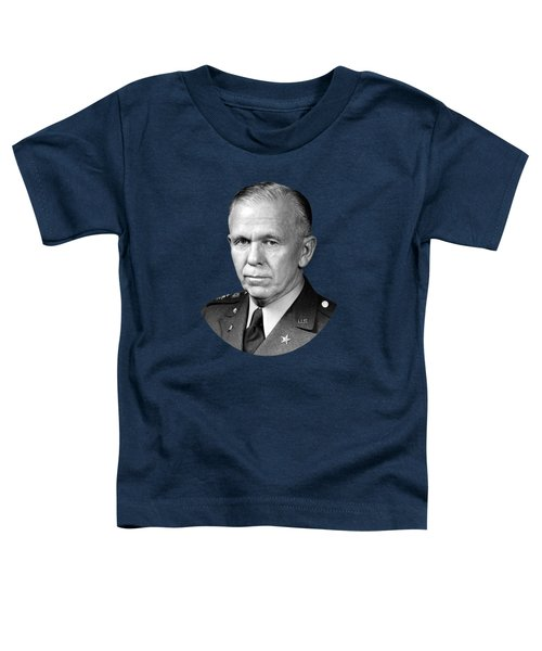 General George Marshall Toddler T-Shirt