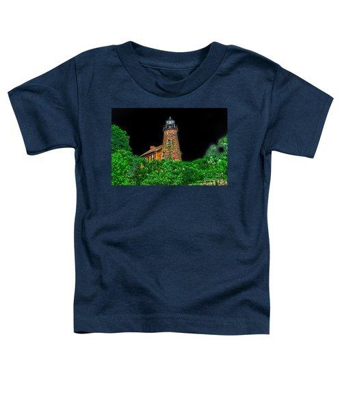 Genesee Lighthouse Toddler T-Shirt