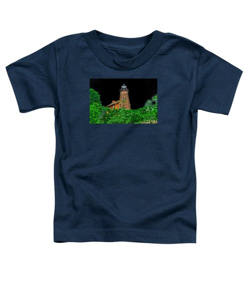 Genesee Lighthouse Toddler T-Shirt