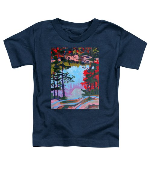 George Lake East Basin Toddler T-Shirt