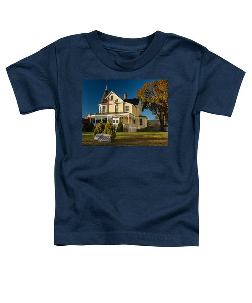 Gibson Woodbury House North Conway Toddler T-Shirt