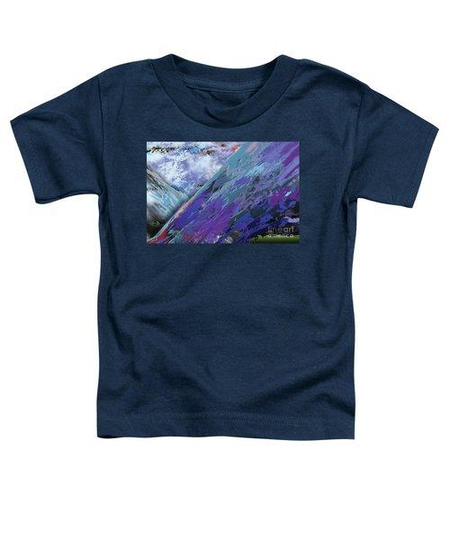 Glacial Vision Toddler T-Shirt