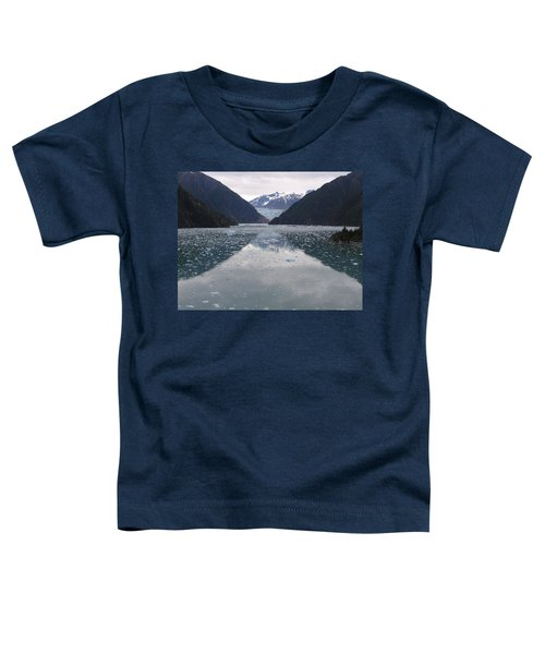 Glacier Blues Toddler T-Shirt