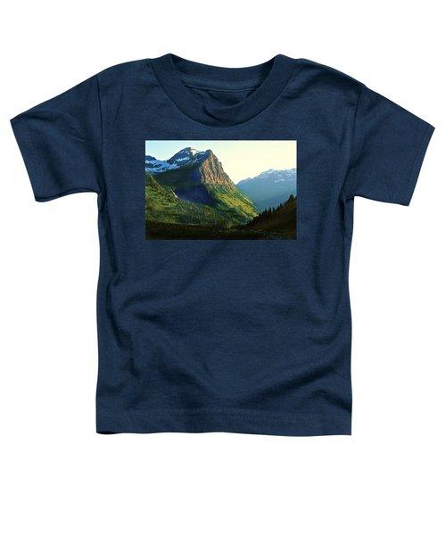 Glacier National Park 2 Toddler T-Shirt
