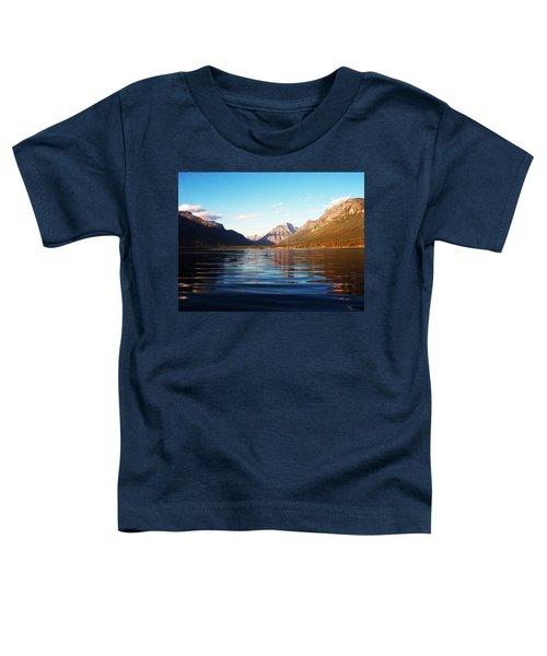 Glacier National Park 7 Toddler T-Shirt